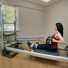 Boutique Studio For Yoga & Pilates